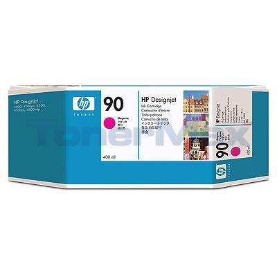 HP DESIGNJET 4000 NO 90 INK MAGENTA 400ML